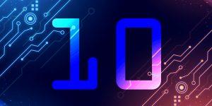 I dieci trend tecnologici per il Settore Pubblico