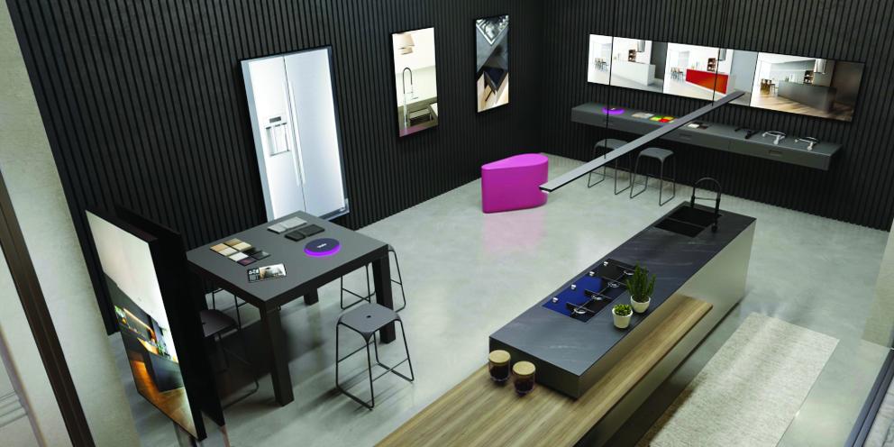 Gli Smart Showroom del futuro, oggi